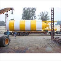 Cement and Fly Ash Silos