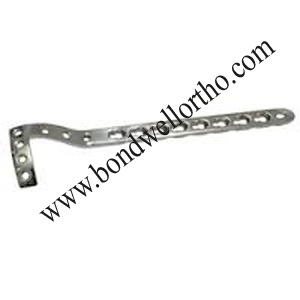 Proximal Tibial Locking Plate R L