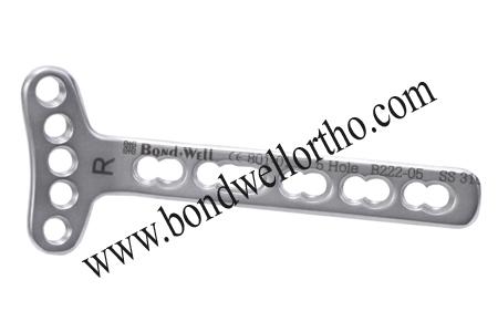VOLAR Plates LCP Distal Radius Plate Extra Arti