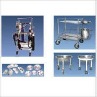 Stainless Steel Hospital Equipments