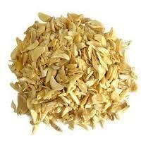Yellow Dehydrated Garlic Flakes