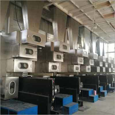 High-Tenacity Polypropylene FDY Spinning Machine