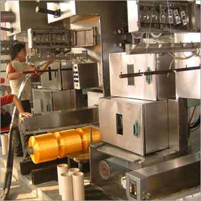 Polypropylene FDY Yarn Spinning Machine