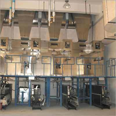 Polyester FDY Civil Spinning Machine
