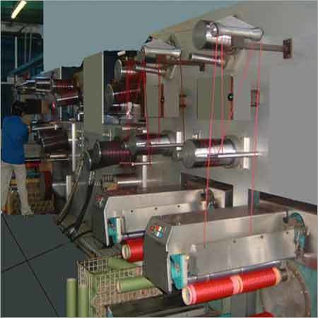 Polypropylene BCF Spinning Machine