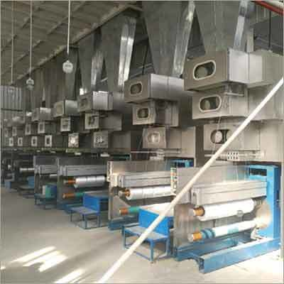 Polyester POY Spinning Machine