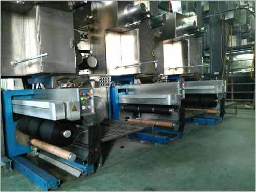Polyester PA6 BCF Spinning Machine