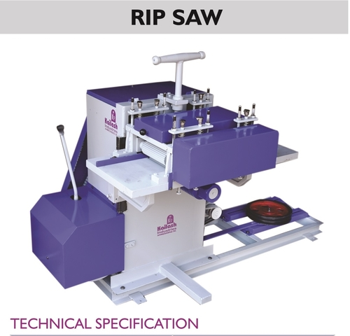 Rip Saw Machine