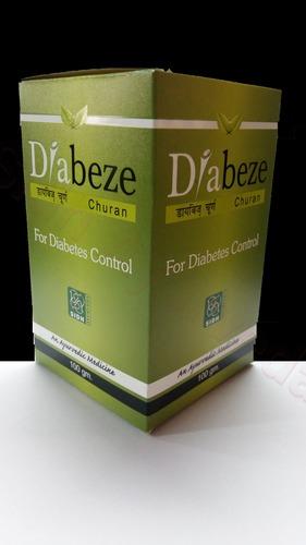 Diabetes powder