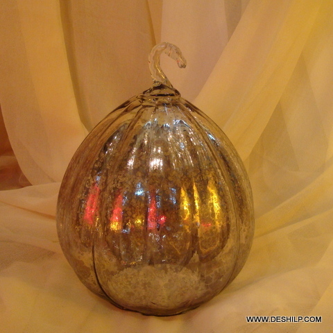 Clear Glass Ball Christmas Ornaments