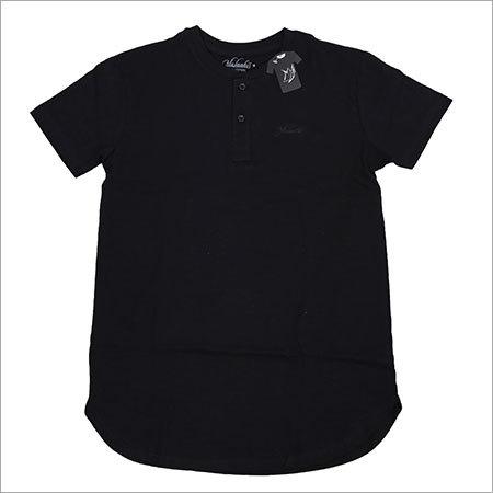 Customized Half Sleeves T-Shirt