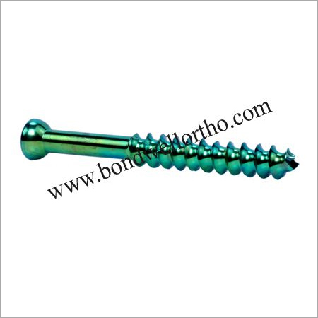 Orthopaedic Implants Screws