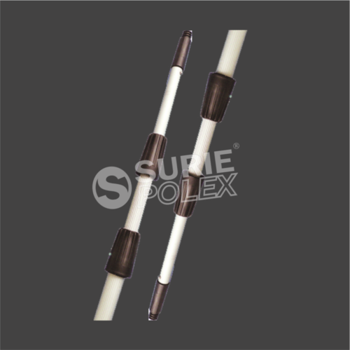 Telescopic Pole 3 level 9m