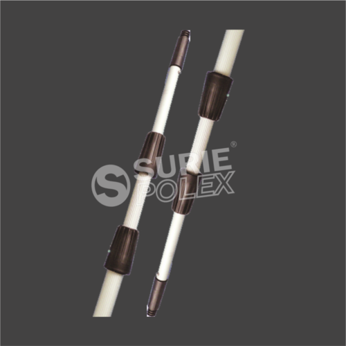 Telescopic Pole 3 level 6m
