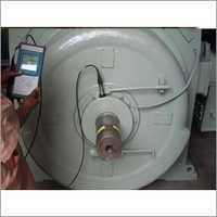 Vibration Testing For AC& DC Motors