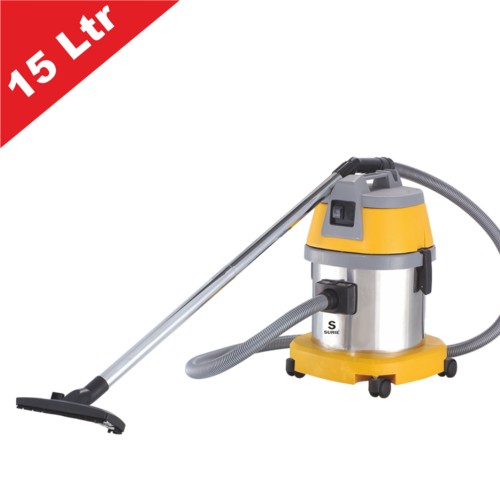 Wet & Dry Vacuum Cleaner 15Ltr