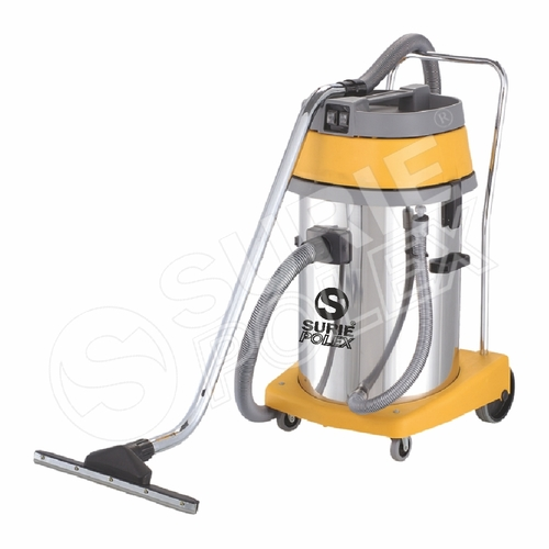 Wet & Dry Vacuum Cleaner 60Ltr 2 Motor
