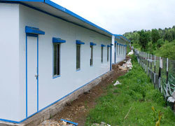 Prefabricated Worker Dormitory