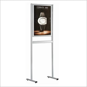 Single Banner Stand