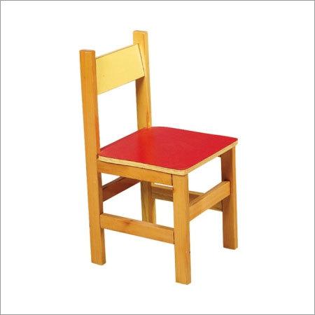 Classic Wooden Nursery Chair