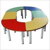Kindergarten Oval Table