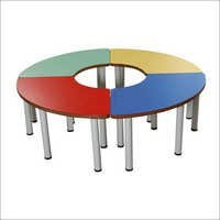 Kindergarten Circle Table