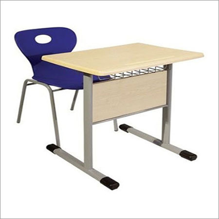 Platin Single School Desk
