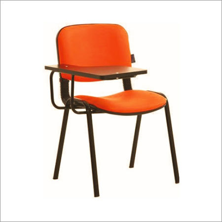 Chair With Fixed Plate for Student