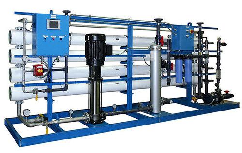 SS RO Plant 500-LPH