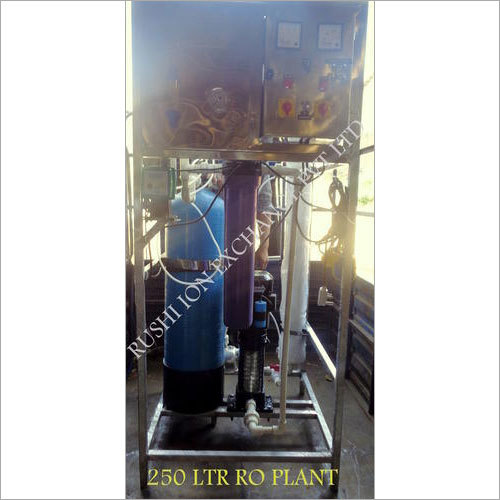 250-ltr RO Water Plant
