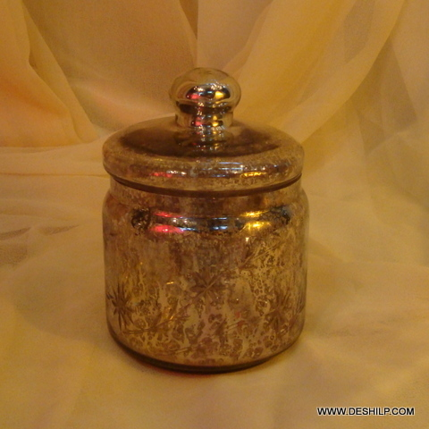GLASS JAR & CANISTERS