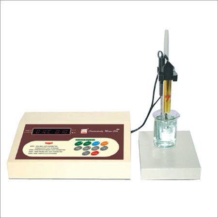 PC Based Conductivity Meter