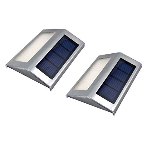 Solar Staircase Light