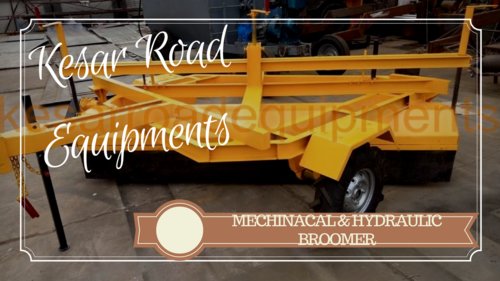 Road Sweeping Hydraulic Broomer