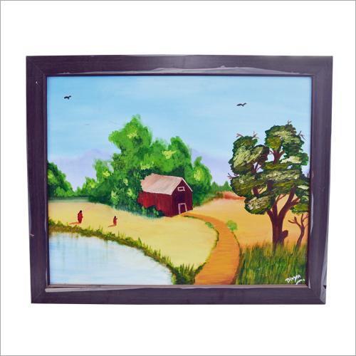 Landscape Canvas Painting