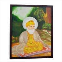 Guru Nanak Painting