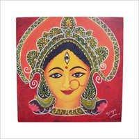 Maa Durga Painting