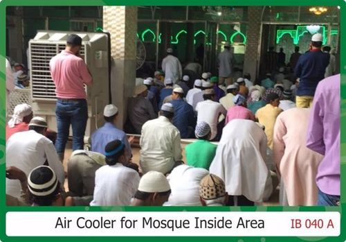 Air cooler For Mosque Inside Area