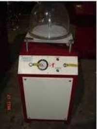 Debubbling Machine