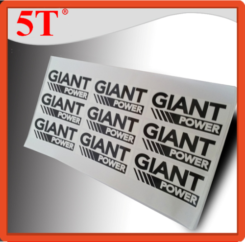 UV Resistant and Water Proof Outdoor Printing Labels