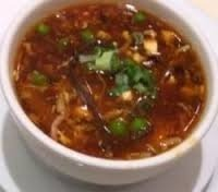 Mutton and Pork Hot & Sour Soup