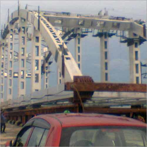 Bowstring Girder Erection Services