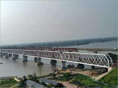 River Bridge Erection Services