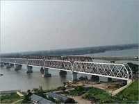 Road over bridge erection service