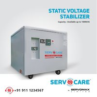 Servo Controlled Stabilizer Oil Cooled