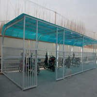 Portable BRTS Shelters