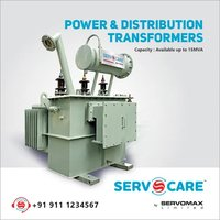 Electrical distribution transformers