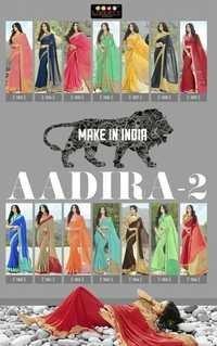 AADIRA VOL 2 Designer Printed Georgette Sarees
