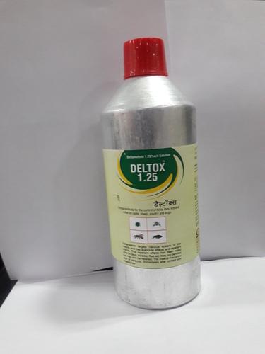 Deltamethrin 1.25% w/v