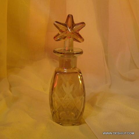 Home Sail Decanter Globe Wine Etched Plastic Spirits Whiskey Stopper Bar Liquor